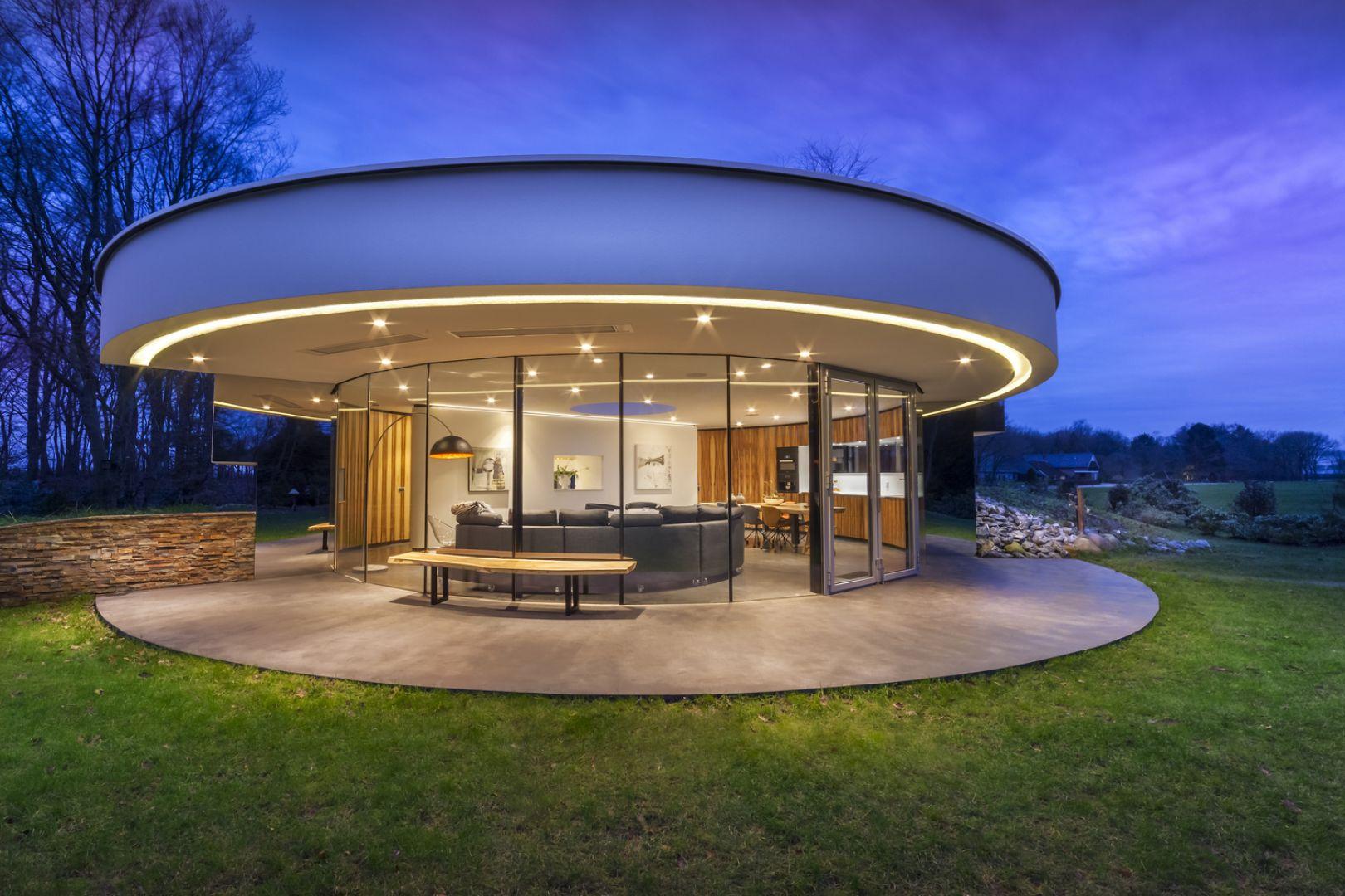 Rezydencja 360 Villa powstała z myślą o parze, będącej właścicielami dwóch aktywnych psów. Fot. Hannah Anthonysz