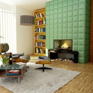 Mid-century modern wyróżnia prostota i funkcjonalność. Domy wnoszone w powojennej Ameryce były w ówczesnych realiach futurystyczne i nowatorskie. Zrezygnowano ze zdobień, stawiając na minimalizm, opływowe kształty i proste linie. Wnętrza nie były jednak płaskie i nudne. Fot. Franc Gardnier