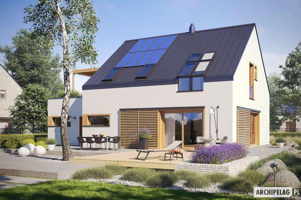 Katrina III G1 ENERGO PLUS to dom, który zachwyca zarówno z zewnątrz, jak i od środka. Projekt stawia na prostotę, harmonię i funkcjonalność, oferując swoim mieszkańcom przytulny komfort na najwyższym poziomie.Budynek zaprojektowano jako ener