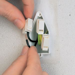 Wybierając złączki do instalacji elektrycznych możemy mieć pewność, że mimo upływających lat nie dojdzie do awarii ze względu na luzowanie się i przegrzewanie styków. Fot. Wago
