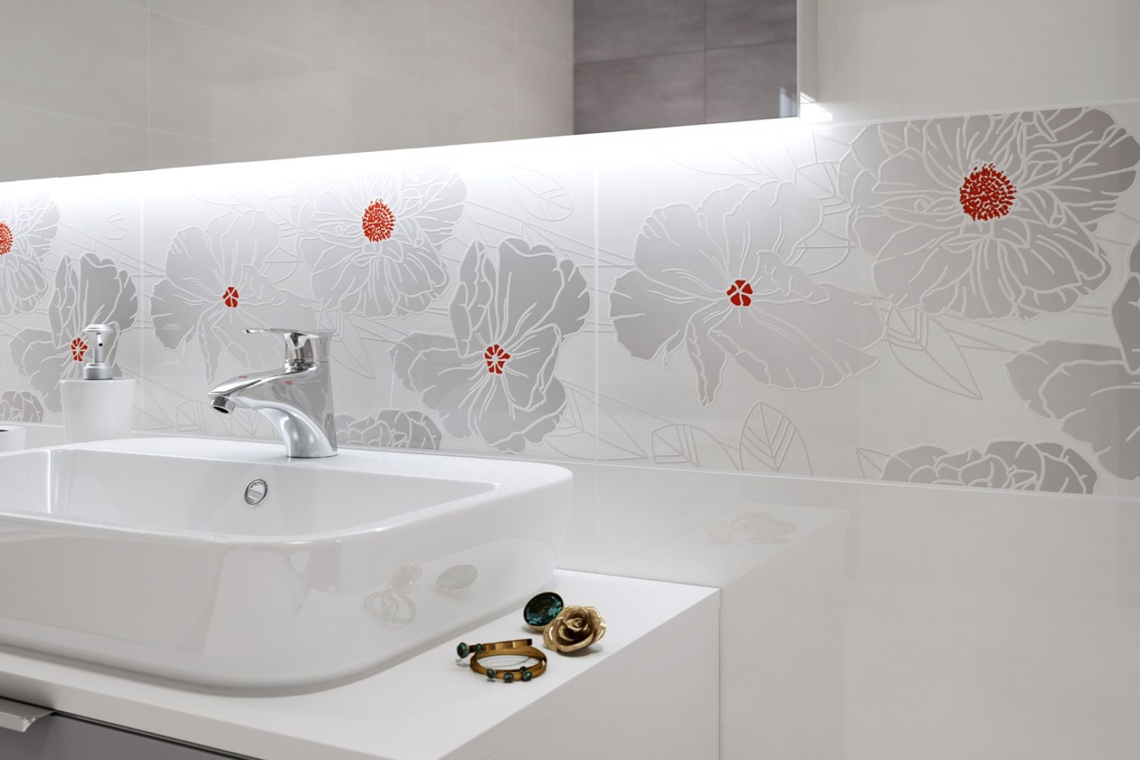 Dobrze zagospodarowana przestrzeń to podstawa funkcjonalnego iprzytulnego wnętrza. Odpowiednie zaaranżowanie łazienki na 3–4 metrach kwadratowych wymaga jednak pomysłowości idobrego planu. Fot. Cersanit