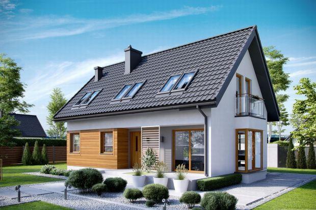 Liv 7 to nowoczesna prostota w najlepszym wydaniu – harmonijne połączenie klasycznej formy i modnej estetyki. Piękny i tani w budowie dom, zaprojektowany dla rodziny, która ceni słoneczne wnętrza i sprawdzone rozwiązania funkcjonalne.