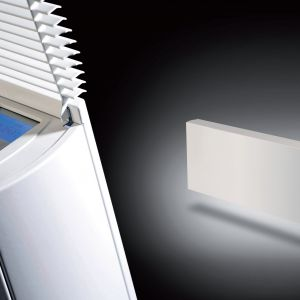 Do wyposażenia Vido należy  także cicho pracujący wentylator, który diametralnie zwiększa moc grzewczą klimakonwektora oraz wspomaga cyrkulację powietrza podczas chłodzenia pomieszczenia. Model dostępny jest w wysokości 595 mm oraz w pięciu długościach: 800, 1000, 1200, 1400 i 1600 mm. Fot. Purmo