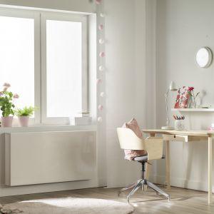 Dodatkowym atutem Vido jest prosty, minimalistyczny design, dzięki któremu  urządzenie doskonale komponuje się z różnymi stylami aranżacji wnętrz. Fot. Purmo