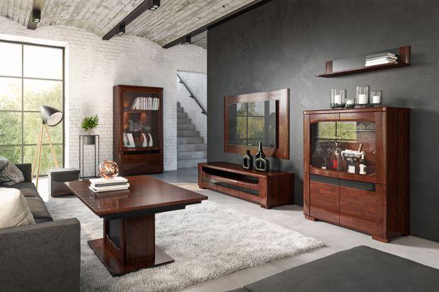 Zobacz jak urządzić loftowy salon w stylu postindustrialnym