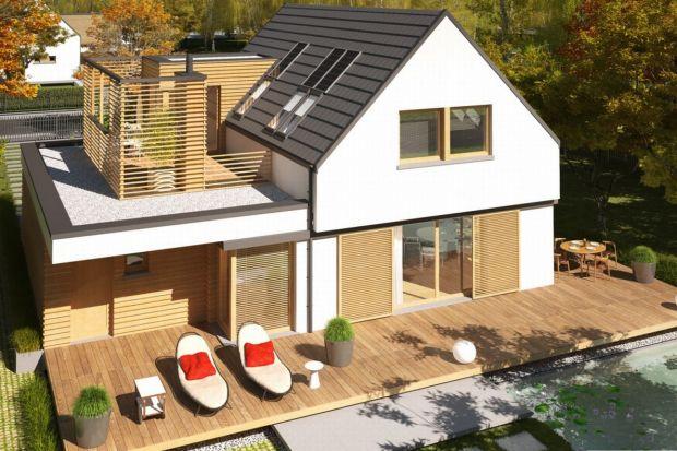 Markus G1 ENERGO PLUS wersja 2 to propozycja dla rodziny, która marzy o nowoczesnym domu z wyrazistym charakterem. Rezydencjew standardzie wyposażono w zestaw energooszczędnych instalacji, dzięki którym domownicy cieszą się codziennym komfortem c