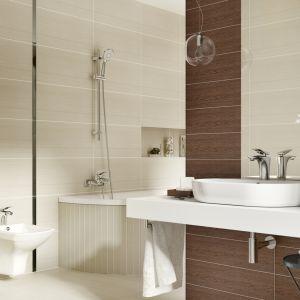 Idea projektowania łazienek z uwzględnieniem ekologii zaczyna się od świadomego wyboru wyposażenia. Fot. Cersant