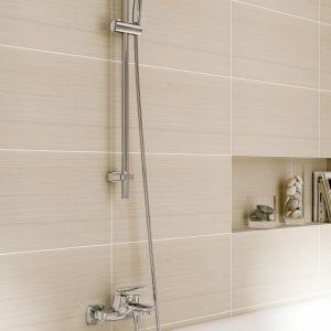 Dzięki temu łazienka może stać się pomieszczeniem, które nie tylko wspomaga ochronę środowiska, ale zapewnia również  oszczędności.Fot. Cersanit