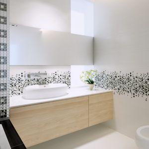 Planowanie łazienkowej przestrzeni może stać się świetną zabawą, której efekty z przyjemnością podziwiać będziemy przez kolejne lata. Fot. Opoczno