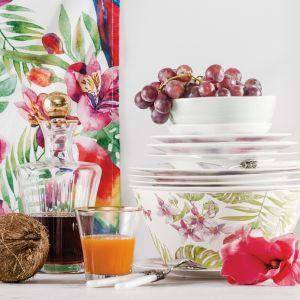 Nawiązanie w designie do tego pysznego owocu można znaleźć również w wielu innych kuchennych przedmiotach – komplecie przyprawników lub całej kolekcji porcelanowych naczyń. Fot. Home&You