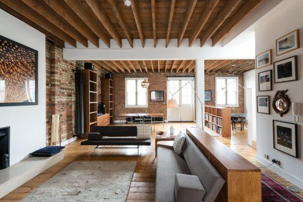 Wnętrza w loftowym stylu wciąż zachwycają