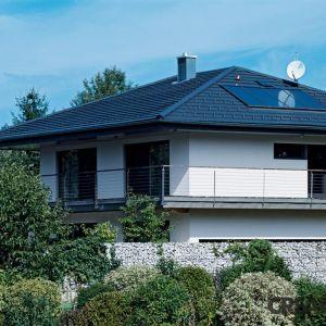 Głównym trendem w projektowaniu domów jednorodzinnych jest minimalizm. Pojawiają się liczne nawiązania do stylu skandynawskiego. Fot. Creaton
