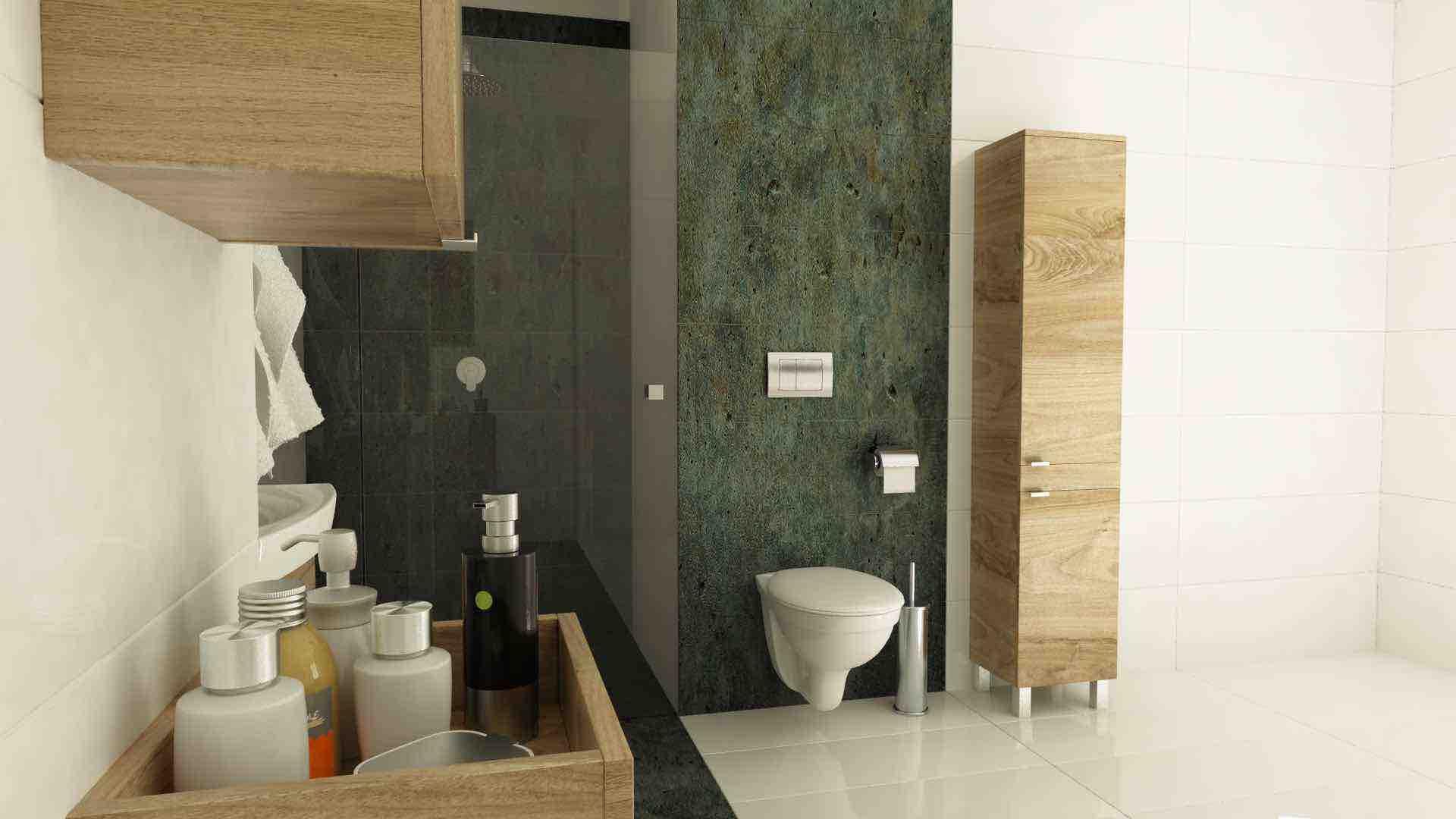 Najprostszą metodą instalacji podwieszanej ceramiki sanitarnej jest zabudowa sucha. Sposób ten nie wymaga murowania ściany, w której będzie osadzony stelaż z przymocowaną miską i spłuczką lub bidetem. Fot. Armatura Kraków