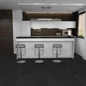 Parametry techniczne podłóg francuskiej firmy pozwalają na stosowanie ich w prywatnych domach, czy mieszkaniach, Fot. Arkit