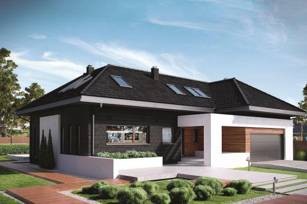 Prezentujemy wam wyjątkowy projekt nowoczesnego domu jednorodzinnego, przeznaczony dla osób ceniących sobie elegancję i styl. Przemyślany i doskonale rozplanowany układ pomieszczeń czynią ten dom wyjątkowo funkcjonalnym.