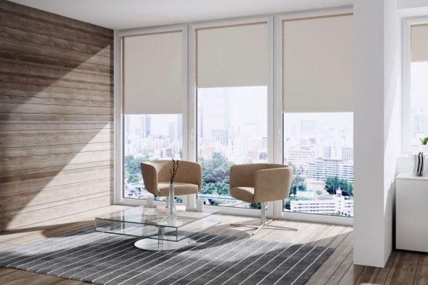 Rolety tekstylne – mariaż estetyki z funkcjonalnością w domu