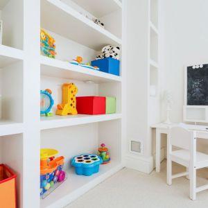 Kolorowe akcenty sprzyjają pobudzaniu kreatywności u dzieci. Fot. Gamet S.A.