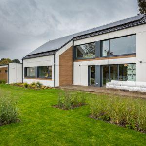 Nie tylko projekt domu był podporządkowany ścisłym kryteriom, których uwzględnienie sprawdziła Krajowa Agencja Poszanowania Energii. Realizacja została przeprowadzona w oparciu o proces certyfikacji Multicomfort. Fot. Multicomfort, EcoReadyHouse