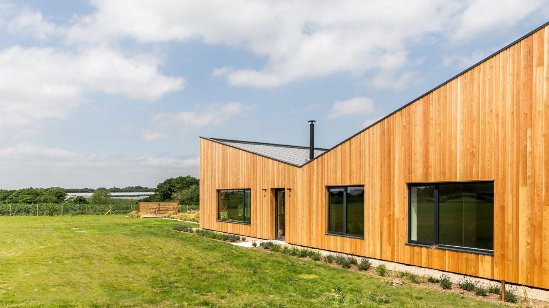 Architekt: Andrew Hughes. Fot. The Modern House