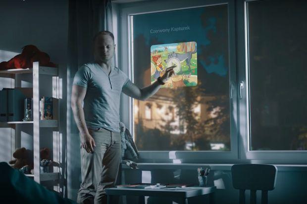 Interaktywne okno na wirtualny świat w twoim domu