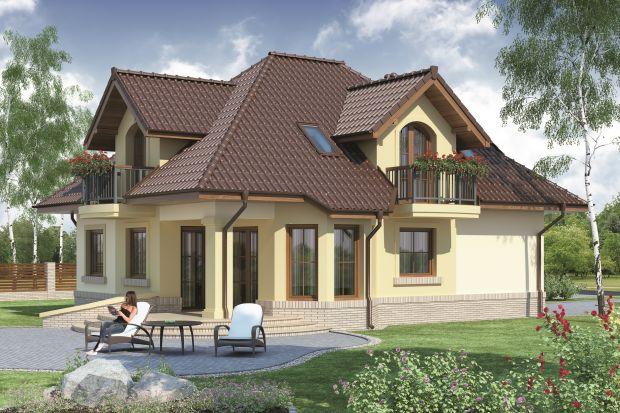 Swetoniusz 2 to projekt domu jednorodzinnego, przeznaczony dla 4-5-osobowej rodziny, otradycyjnej bryle. Uniwersalna forma domu, pozwoli na wkomponowanie się wkażde otoczenie.