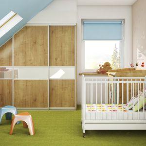 Pokój dla niemowlaka. Fot. Komandor