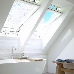 Tymczasem okazuje się, że okna połaciowe osiągają dziś niekiedy nawet lepsze parametry, niż okna fasadowe. Fot. Okpol