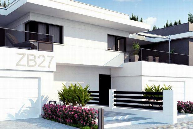Zb27 to piętrowy bliźniak o powierzchni użytkowej 270 mkw. Pełen szyku i elegancji, zaprojektowany dla najbardziej wymagających inwestorów zainteresowanych domami dwulokalowymi. Projektanci przewidzieli możliwość łączenia segmentów w zabudowę