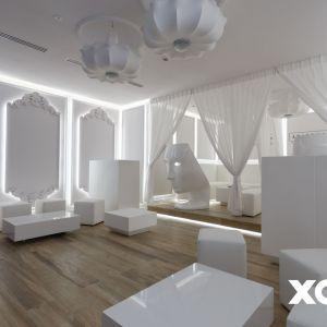 W efekcie współpracy z pracownią projektową Naboo powstał klub w klubie z niezależnym barem, systemem nagłośnienia Void oraz przynależącymi do sali toaletami. Fot. Naboo