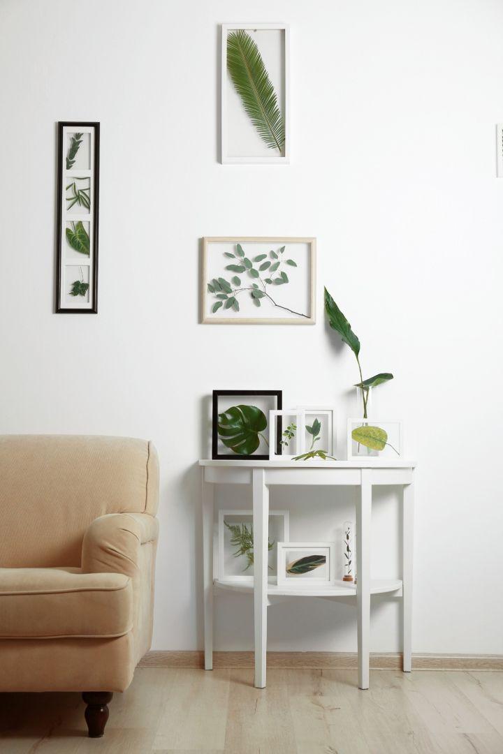Olej biały jest wprost stworzony do stylizacji utrzymanych w konwencji Tropic Scandi. Fot. Kaczkan