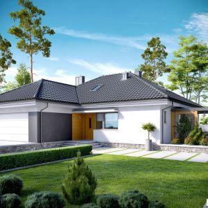 Projekt domu Astrid (mała) G2. Fot. Archipelag