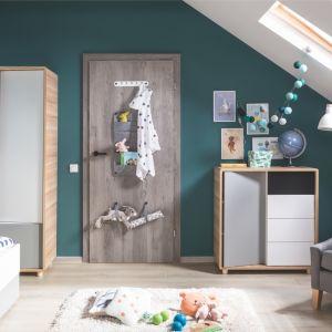 Drzwi Smart od Vox mogą być nie tylko zaprojektowane przez dzieci, lecz także stworzone – od początku do końca. Fot. Vox