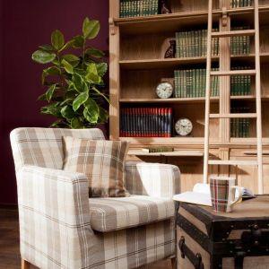 Fotel z kolekcji Edinburgh. Fot. Dekoria.pl