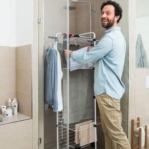 Z tej ostatniej powinni zrezygnować właściciele łazienek z zainstalowanym piecykiem gazowym. Fot. Vileda