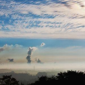 Zanieczyszczone powietrze. Fot. pixabay