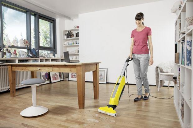 Z badania internetowego zrealizowanego na próbie 1000 respondentów, dotyczącego zwyczajów sprzątania na świecie, zleconego przez firmę Kärcher wynika, że blisko 90% Polaków uważa czysty dom za cenioną wartość, poświęcając na czyszczenie �