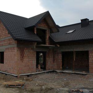 Dach pokryty blachodachówką Germania. Fot. Blachotrapez