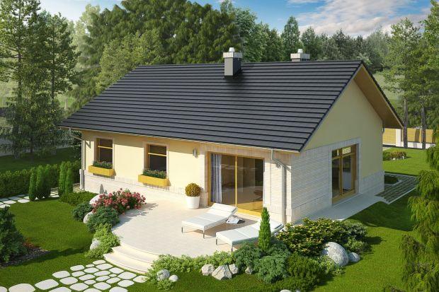 Erin II to propozycja dla inwestorów, którzy cenią klasyczne piękno, symetryczne połączenia oraz słoneczne wnętrza. Dopracowany układ funkcjonalny domu harmonijnie koresponduje z pełnym wdzięku wyglądem zewnętrznym.