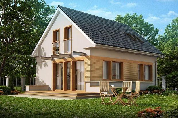 """""""Ciasny, ale własny"""". Zobacz projekt małego i taniego domu!"""