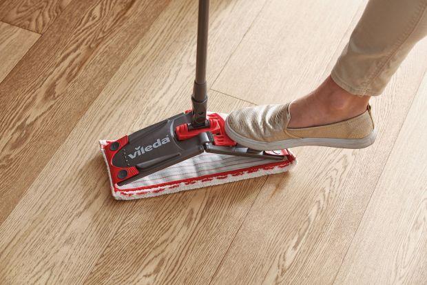 Sprzątanie może być czystą przyjemnością