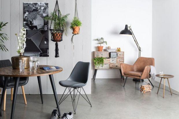 Nowe oblicze holenderskiego stylu w loftowym wnętrzu