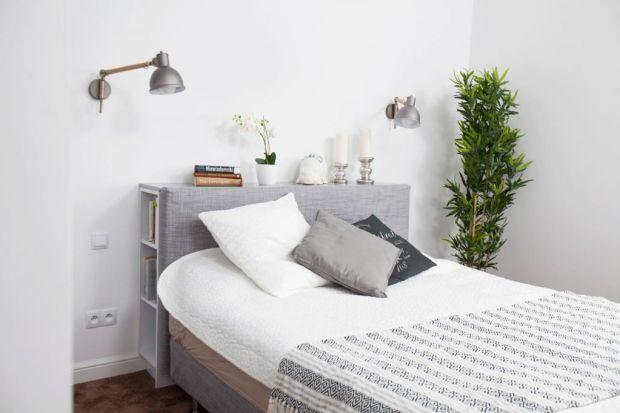 Sprzyjającą wypoczynkowi, przytulną atmosferę kreują zarówno materiały, dodatki i kolory użyte w aranżacji sypialni, jak i jej oświetlenie. Dlatego projektując wnętrze, żadnego elementu wystroju nie można pozostawić przypadkowi.