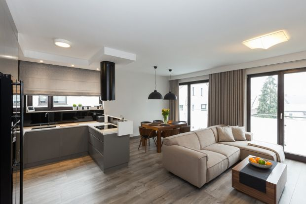 Zobacz jak urządzono ten krakowski apartament