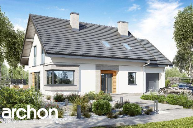 Nowoczesny, efektowny, ekonomiczny – Zobacz projekt domu, który zachwyca!
