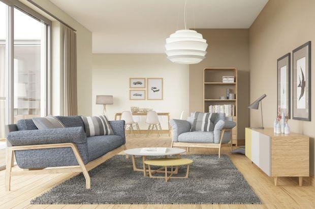 Jasne barwy przywodzą na myśl głównie czystość i nieskazitelność, ale mogą być również słodkim wykończeniem mieszkania, bazą, która sprawi, że nasz wymarzony salon będzie czymś więcej niż pomieszczeniem z telewizorem. Prawdziwe francu