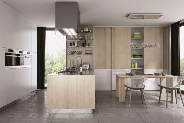 Praktyczna szafa w kuchni