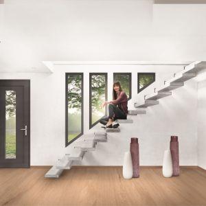 Współczesne technologie okienne z PVC-U oferują znacznie więcej niż tylko dobrą estetykę, doświetlenie pomieszczeń czy szeroki widok na otoczenie. Fot. Schüco