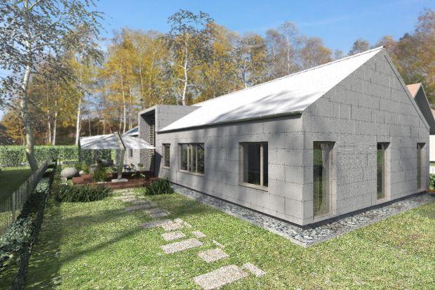 Nowoczesny dom niczym stodoła