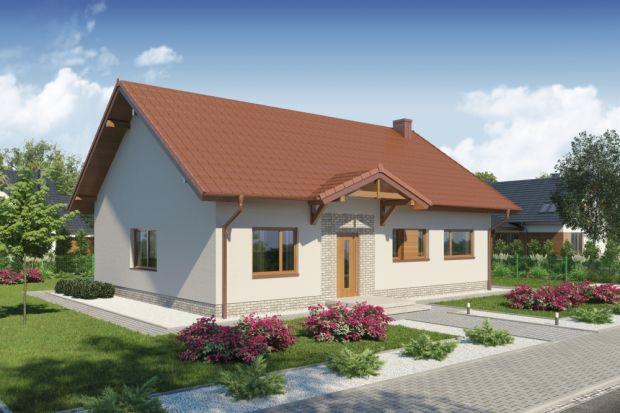 Zobacz projekt małego domu ze strychem do adaptacji