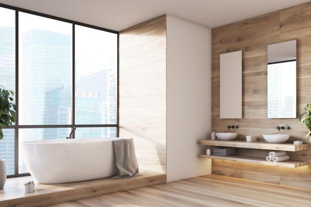 Komfort w łazience
